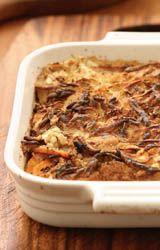 ... Scotia Liquor Corporation: Smoky Bacon and Sweet Potato Gratin Recipe
