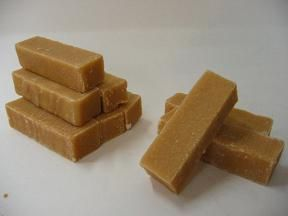 Jamoncillo / Milk and Sugar Candy Bars - Mexican Candy Not sure these ...
