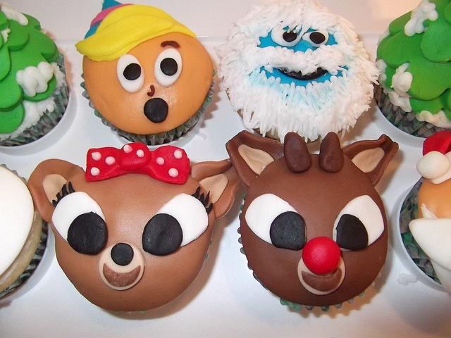 okay, these cupcakes are impressive | CAKES | Pinterest