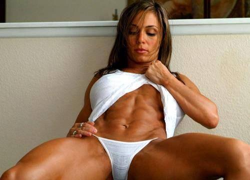 Sexy abs | Fit Women | Pinterest