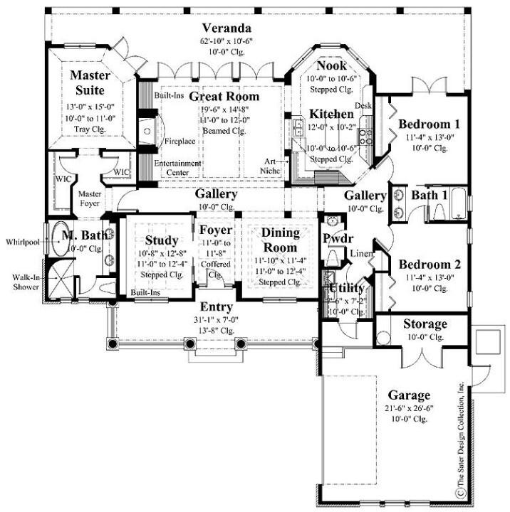 Floor plan home floor plans pinterest for Home plan image