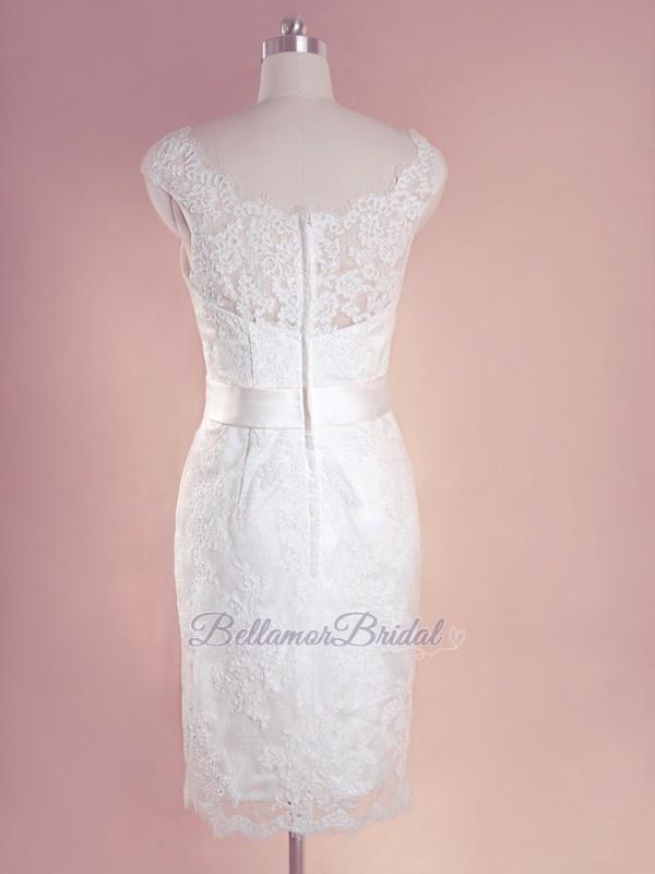 Wedding dresses uk with straps