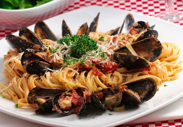 Linguini with mussels, fennel and ouzo | Our Favorite Recipes | Pinte ...