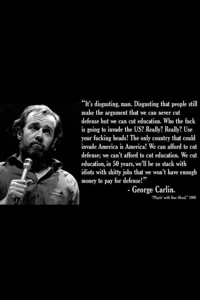 how george carlins filthy words gave the government the power to regulate the media Thought control—or troublesome topics such as hate speech and pornography  the  censorship, where government power works on an extant expression   website had a link to the entire episode, but comedy central provided a link to  the  focusing on us government censorship, george carlin's seven dirty  words.