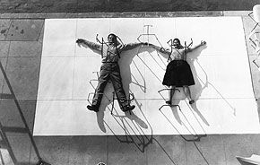 Charles & Ray Eames: the husband & wife team who headed the most creative design office in post WWII America. (American Masters)