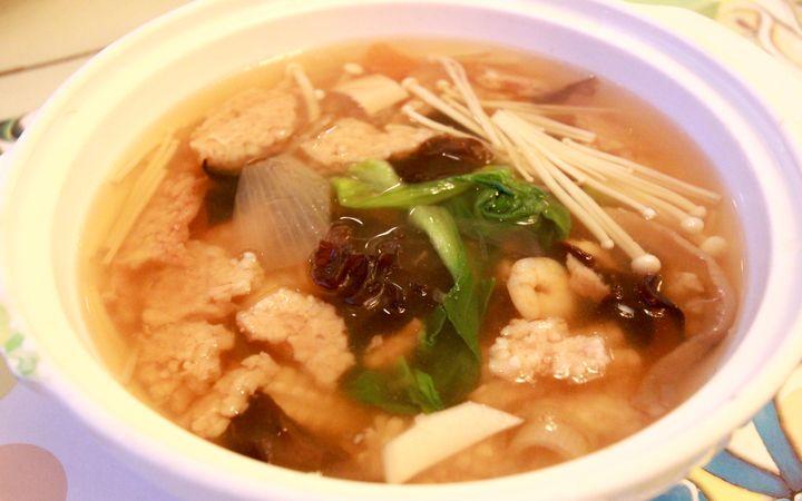Sizzling Rice Soup | I like food | Pinterest