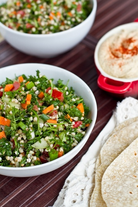 Buckwheat Tabbouleh | recipes I need to try | Pinterest