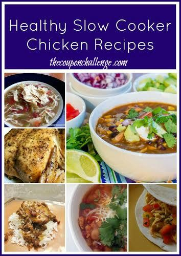 10 healthy slow cooker chicken recipes best of the Quick and healthy slow cooker recipes