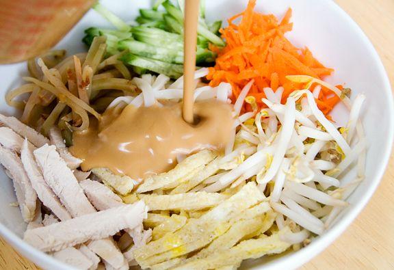 Peanut Butter Noodles | Healthy Tasty | Pinterest