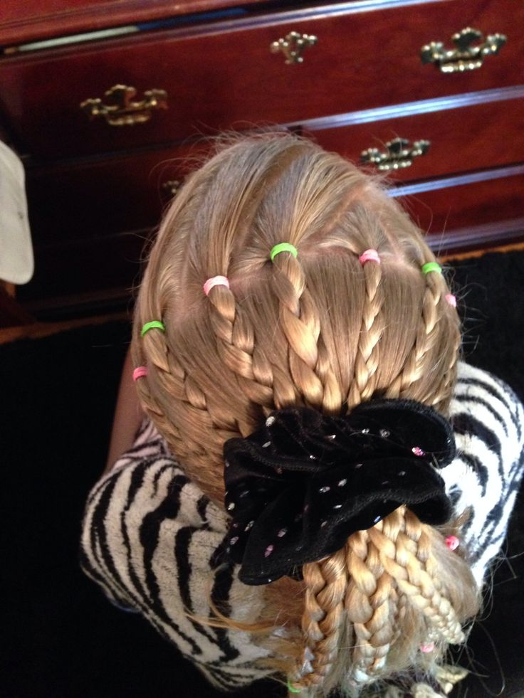 Best Pto of Gymnastics Hairstyles | Christopher Lawson Journal