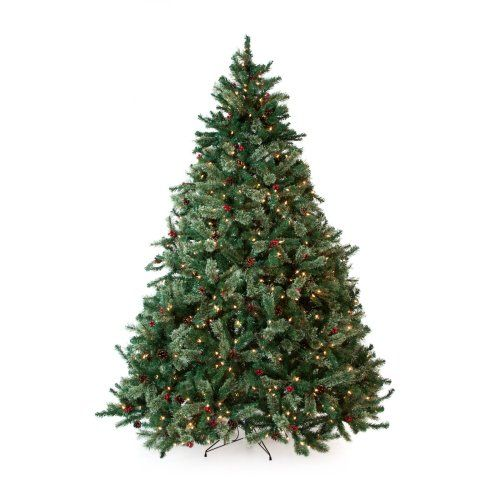 Artificial Pre Lit Christmas Tree