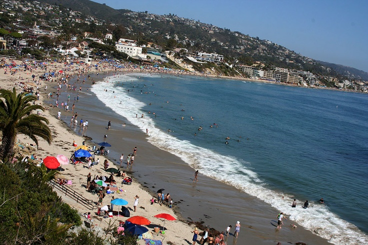memorial day laguna beach