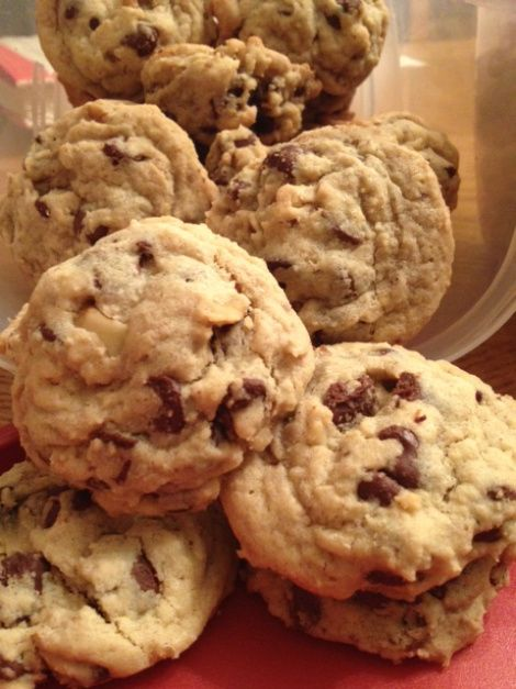 Doubletree Hotel Copycat Cookies | Favorite Recipes | Pinterest