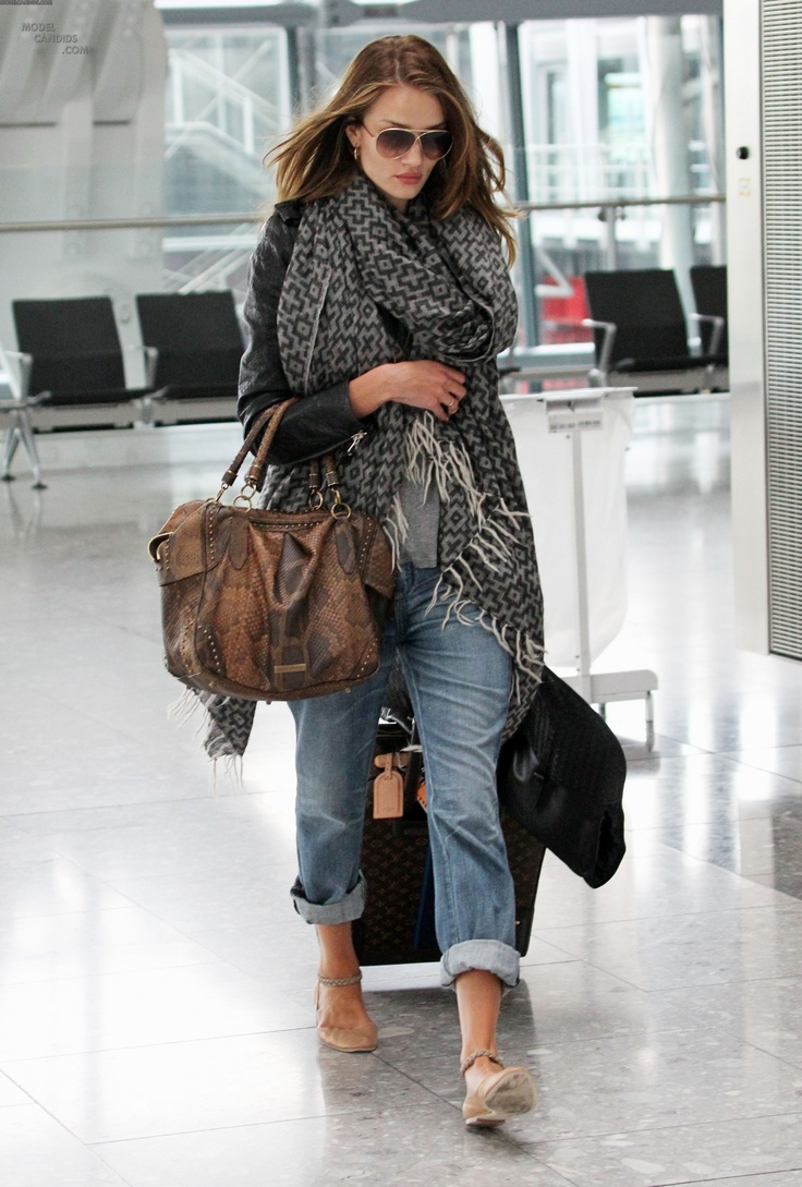 Love the airport style