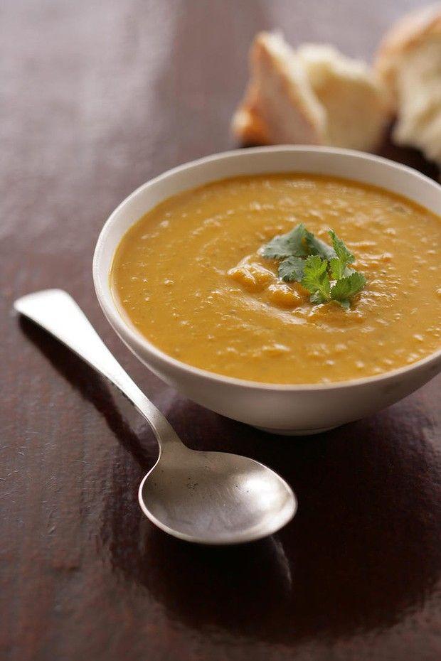 Yummy Thai pumpkin soup. | Yum | Pinterest