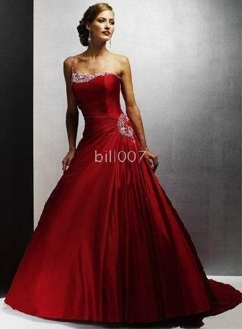 Red Wedding Dresses For Sale - Expensive Wedding Dresses Online