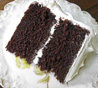 "Hershey's ""Perfectly Chocolate ""Chocolate Cake & 7-Minute F..."