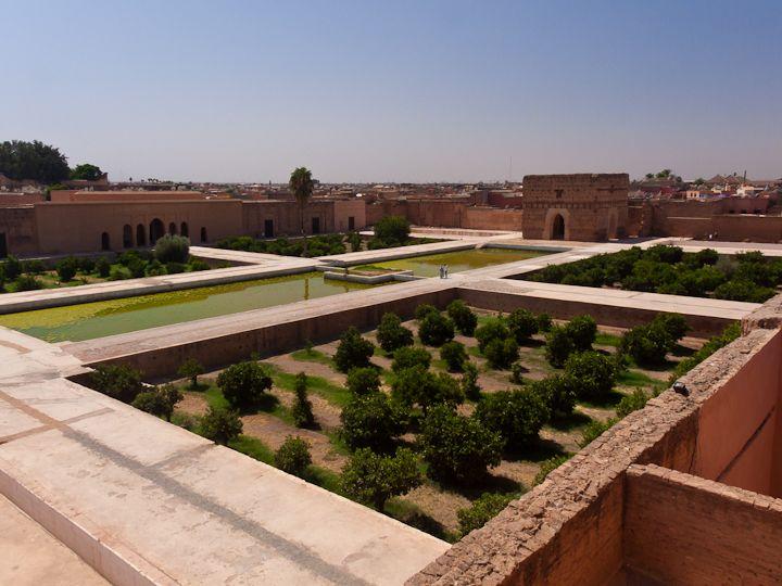 Map Usa I 80 ... 80 El Badi Palace Marrakech Morocco Morocco Pinterest on map of us i ...