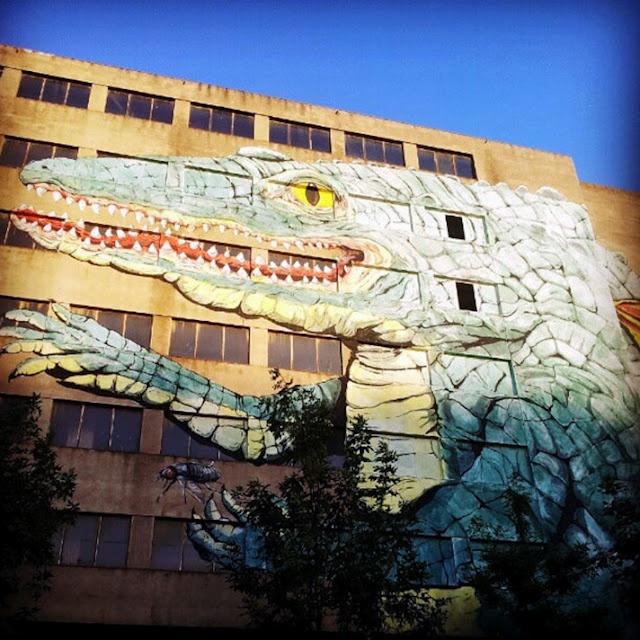 Da un muro di Girona (Catalunya) - EricailCane