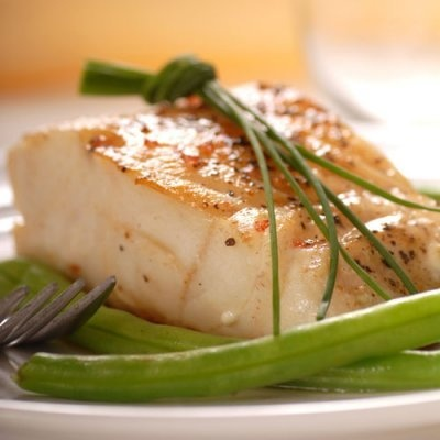 Simple Pan-Fried Alaskan Cod | SEAFOOD RECIPES | Pinterest