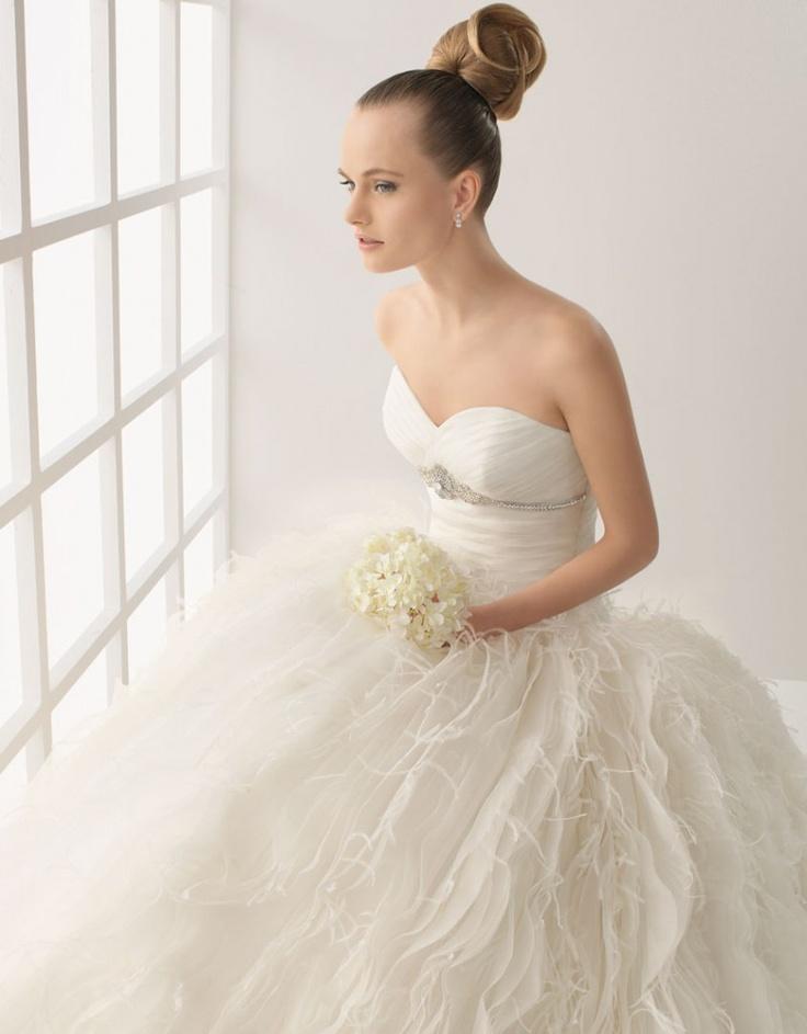 Escotes vestido de novia