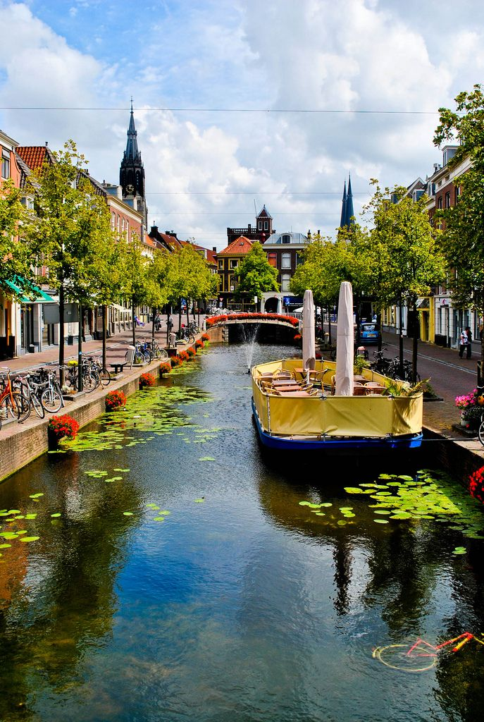 Delft The Netherlands The Netherlands Pinterest