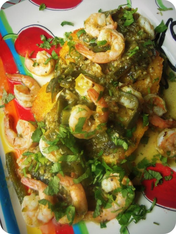 Crispy Shrimp Cakes Recipe — Dishmaps