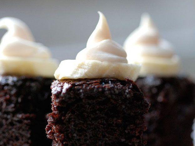 Chocolate Banana Cake with Rum Cream Cheese Frosting | Recipe