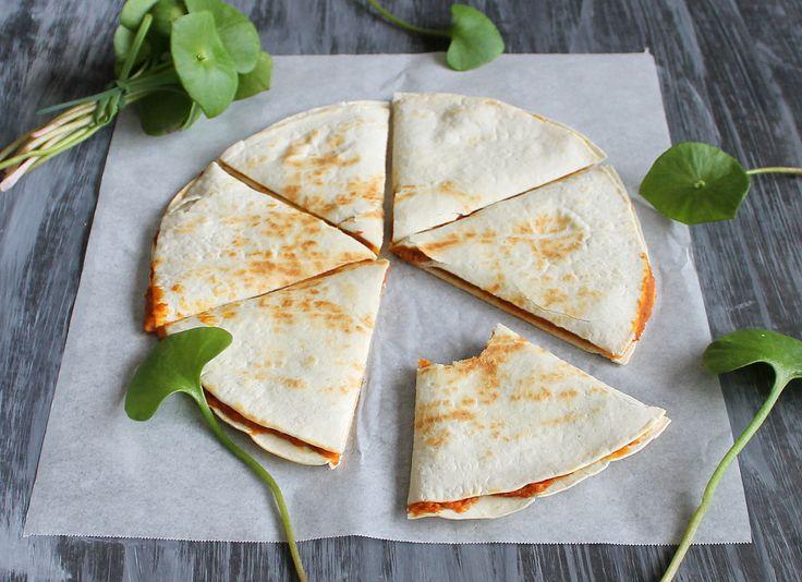 Pumpkin Quesadilla | Snacks/Sides! | Pinterest