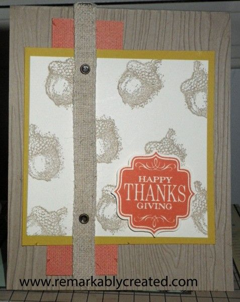 Truly grateful stamping ideas pinterest
