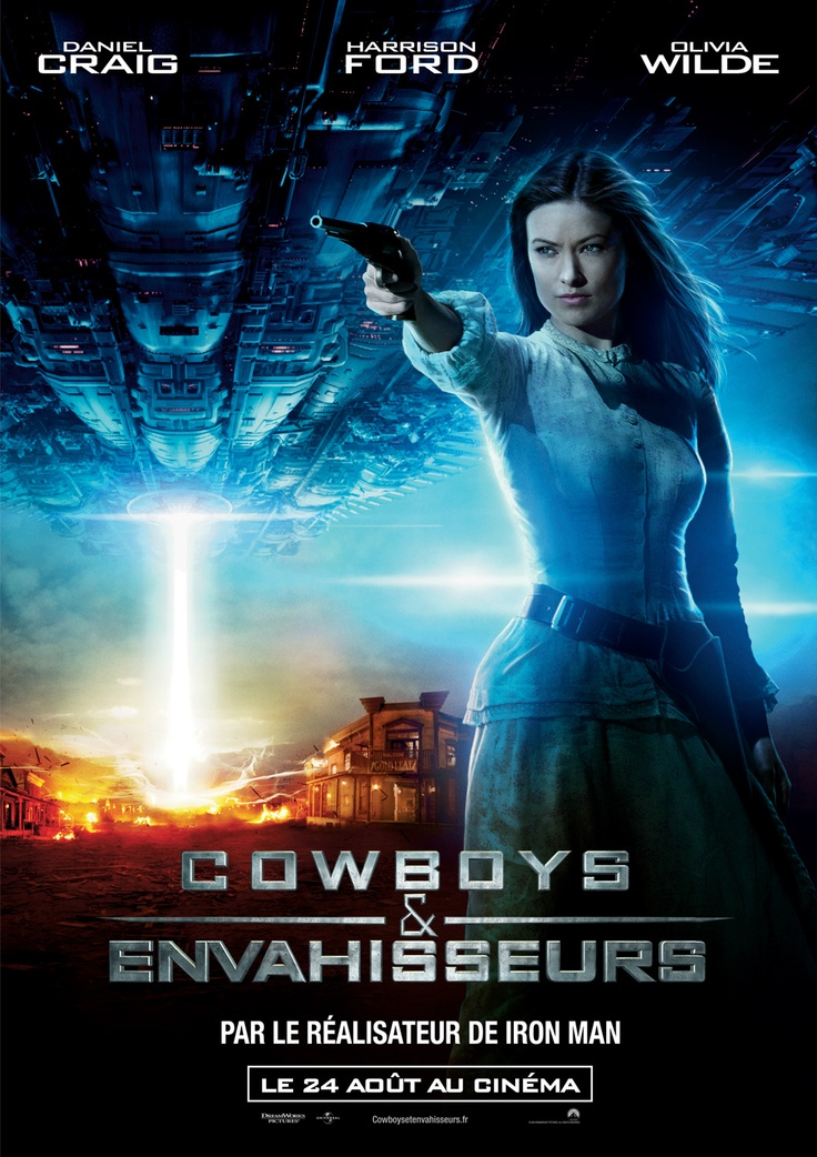Cowboys & Aliens (... Catherine Zeta Jones