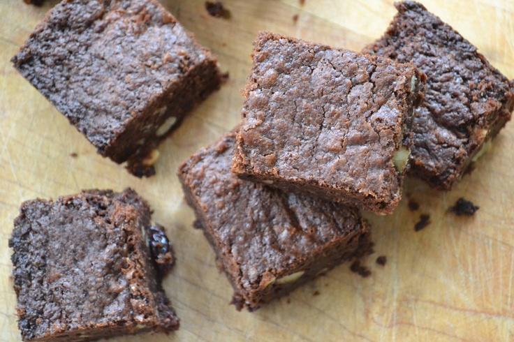 Nutella Caramel Hazelnut Brownies Recipes — Dishmaps