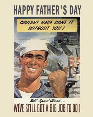 happy fathers day big daddy