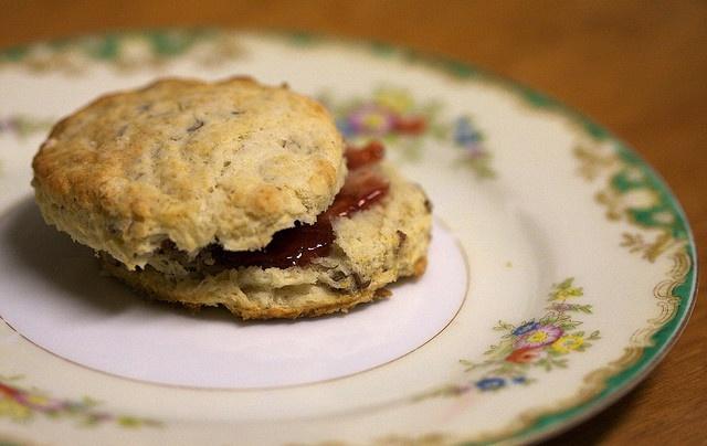 pecan sour cream biscuit   Recipes: breakfast   Pinterest
