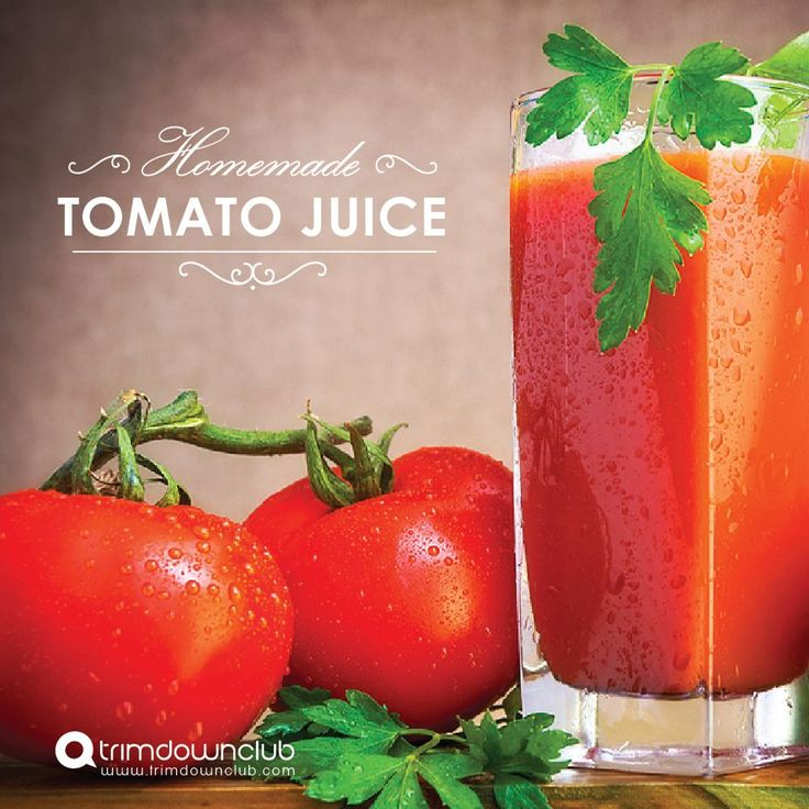 Homemade Tomato Juice Recipe — Dishmaps