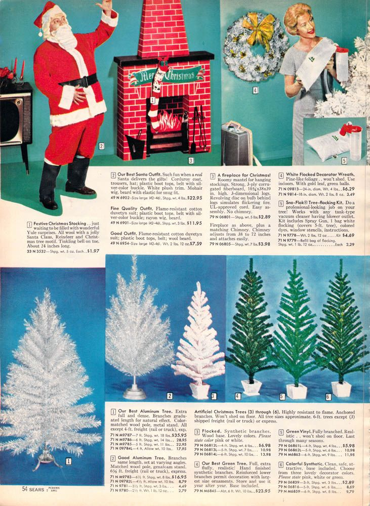 Christmas decorations catalogues ideas christmas decorating Retro home decor pinterest