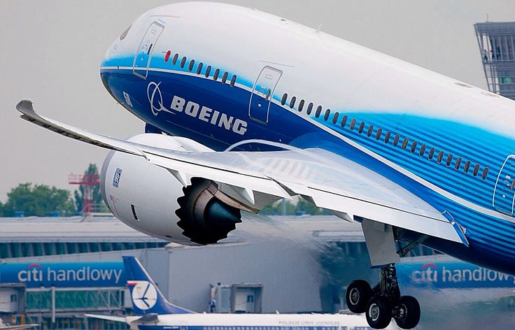Boeing 787 Dreamliner takeoff   Commercial - Aircraft ...