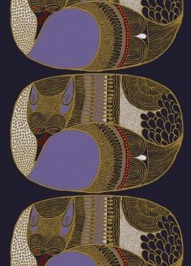 Merimekko ~ Polar Fox design by Aino-Maija Metsola