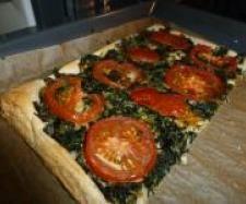 Spinat-Tomaten-Kuchen | Thermomix-Rezepte | Pinterest