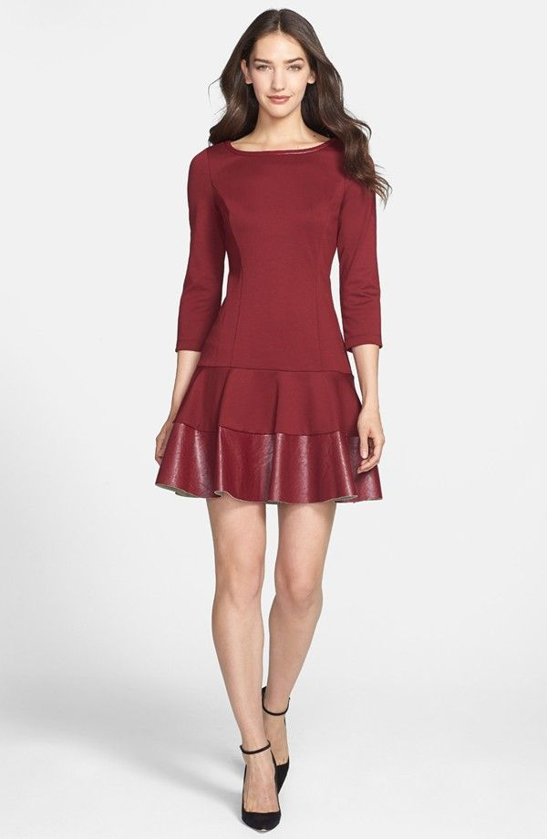 Nordstrom Sale: perfect fall dress