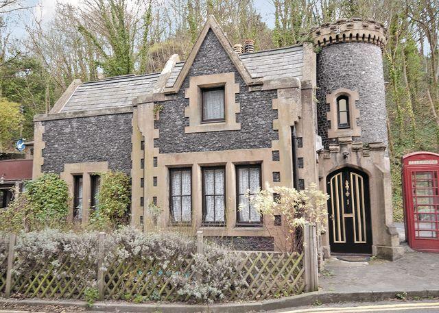 The Gate House, Dover | Gatehouse | Pinterest