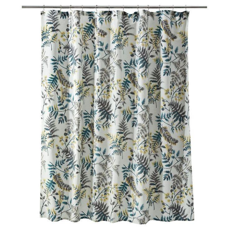Threshold™ Fern Shower Curtain