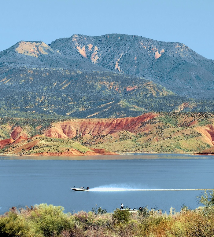 Lake roosevelt favorite place to be products i love for Fishing in tucson