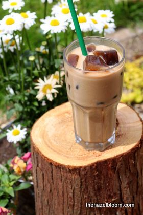 Perfect Iced Coffee. The secret is to make coffee ice cubes, so your ...