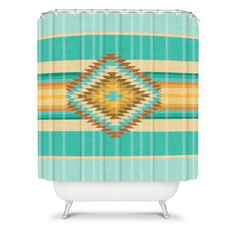 Teal And Green Shower Curtain Solid Teal Shower Curtain