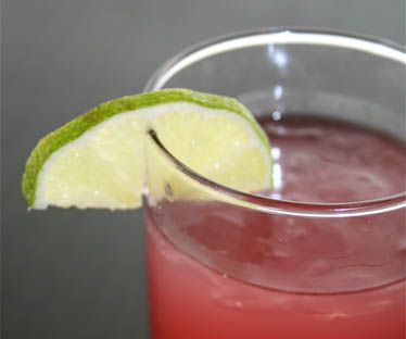 Blackberry Limeade | Alcoholic drinks | Pinterest