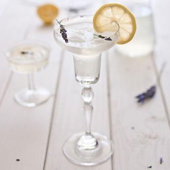 Lemon Lavender Cocktail Recipe | Cocktails | Pinterest