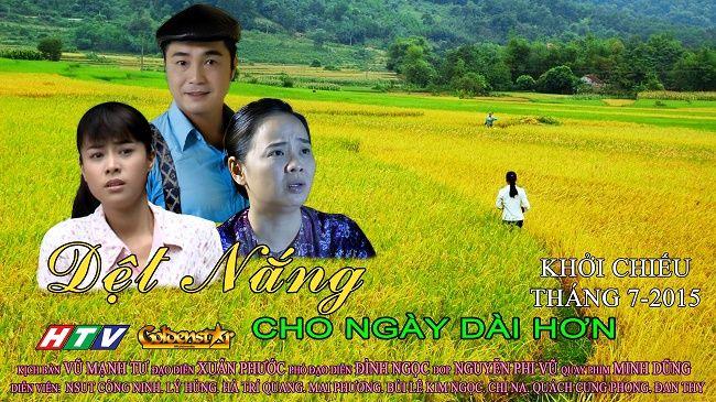 Dệt Nắng Cho Ngày Dài Hơn Vietsub Full HD - HTV9 Tập 3-4 (2015)