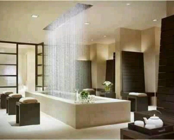 Dream bathroom decor pinterest - Cool spa like bathroom designs ...