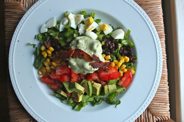Mexican Cobb Salad | Salads, Breads, and Sides | Pinterest